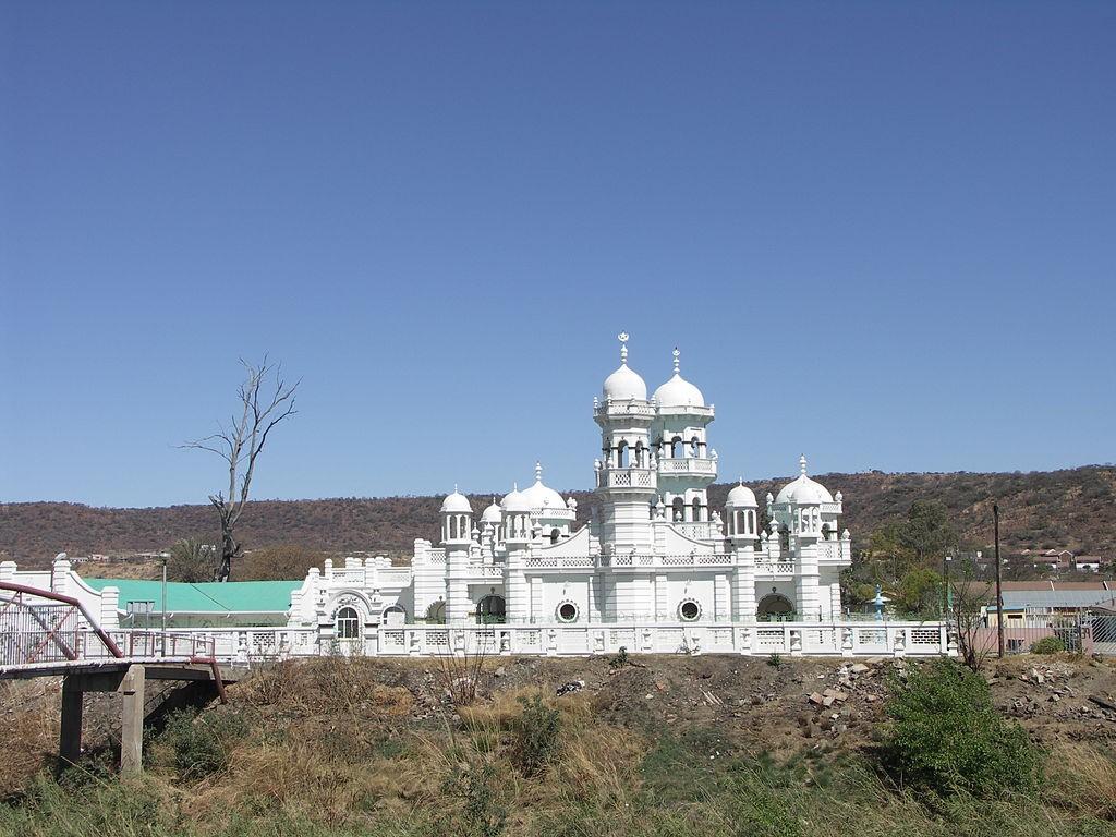Soofie Mosque, Ladysmith © NJR ZA - Nick Roux/WikiCommons