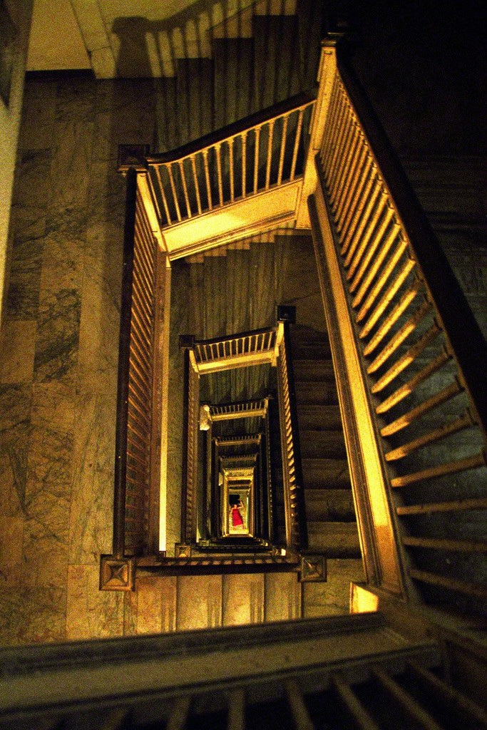 Stairs, 2004
