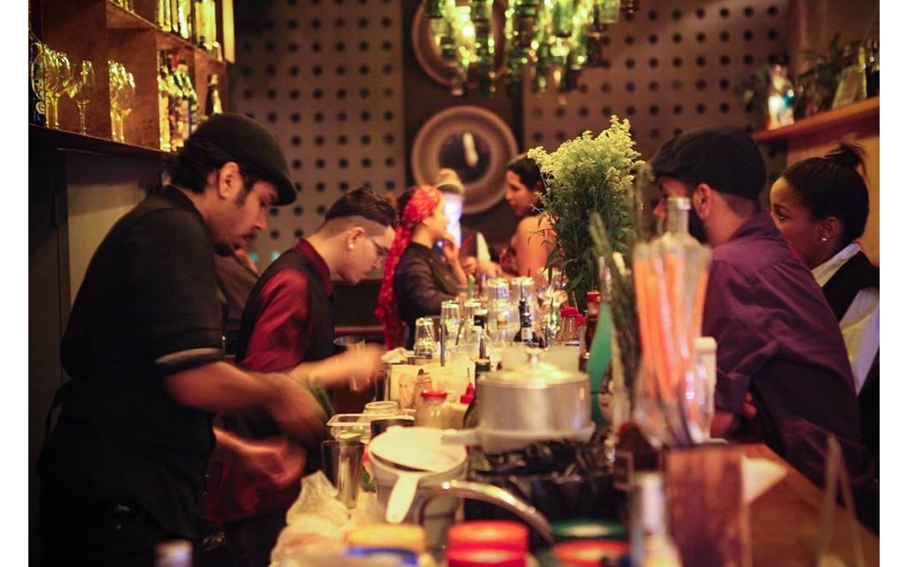 Stuzzi Bar in Leblon  © Courtesy of Stuzzi Bar