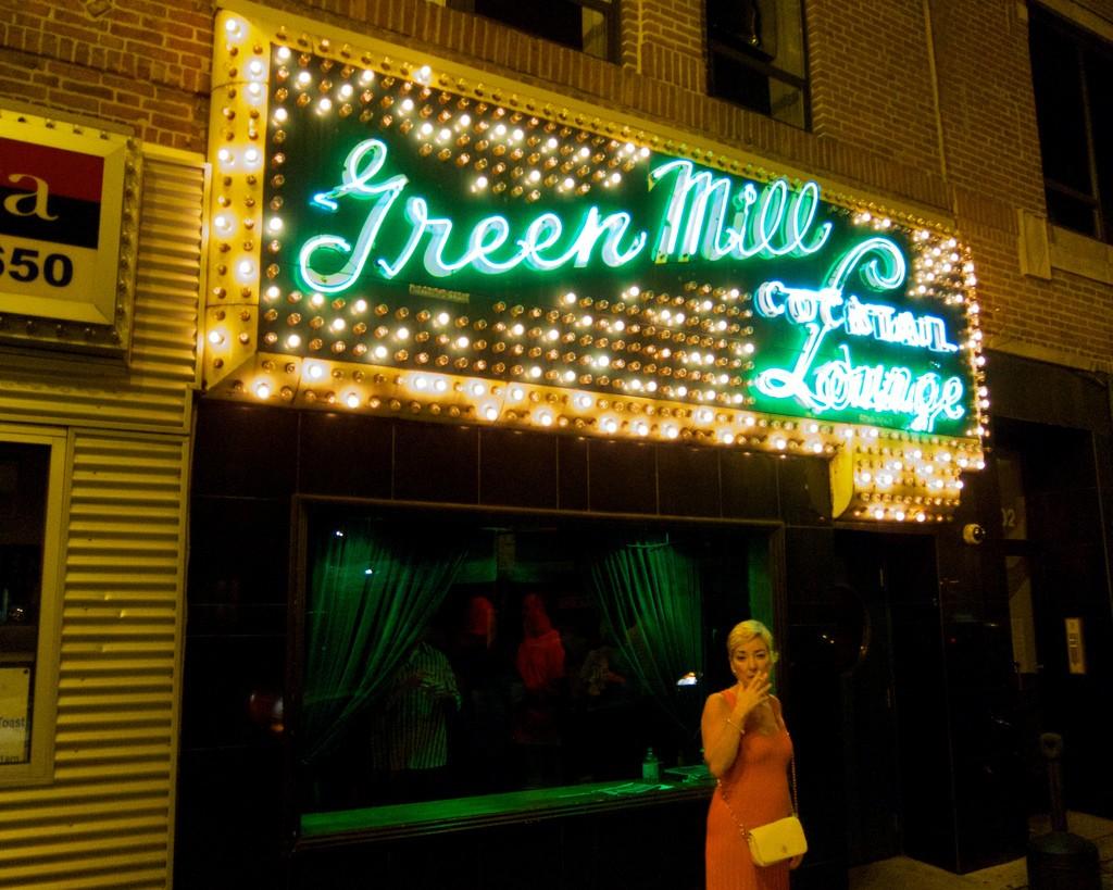 The Green Mill, courtesy of Flickr: BriYYZ