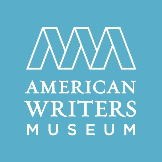 Official logo, courtesy of the American Writers Museum