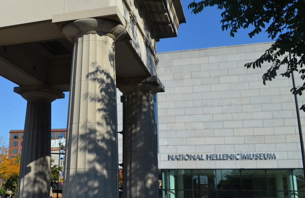 National Hellenic Museum, courtesy of