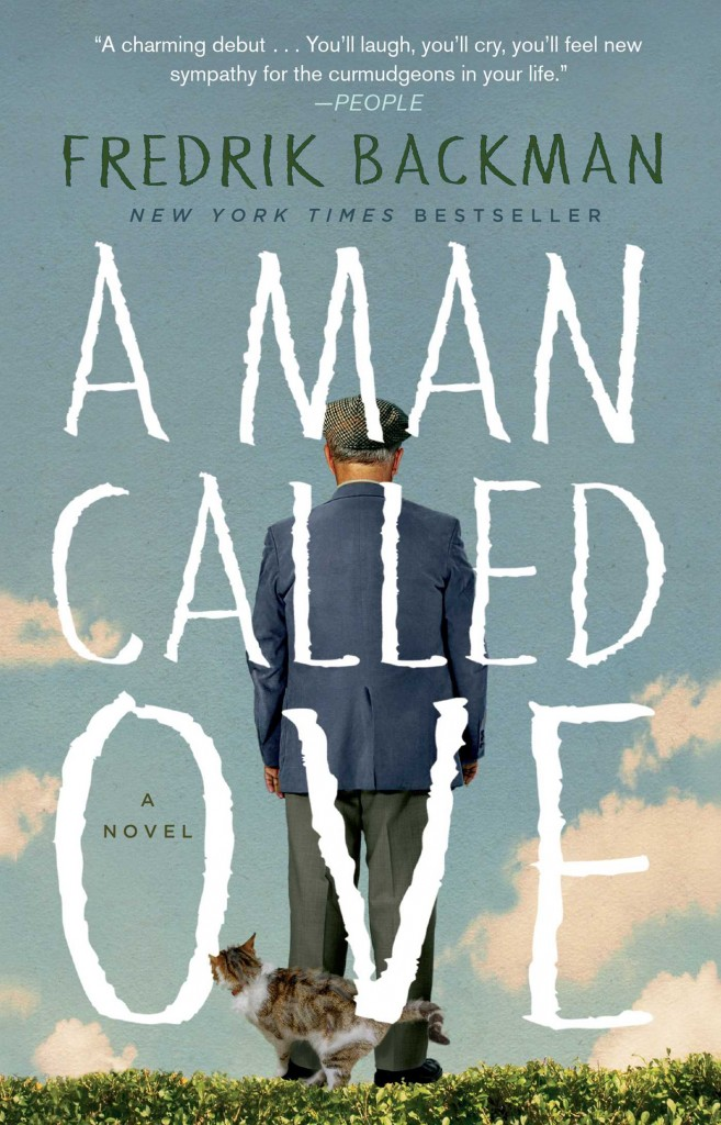 A Man Called Ove, courtesy of Simon & Schuster