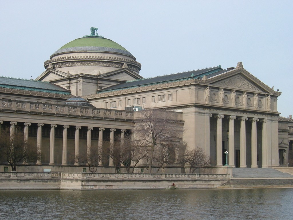 Museum of Science and Industry, courtesy of Wikimedia Commons