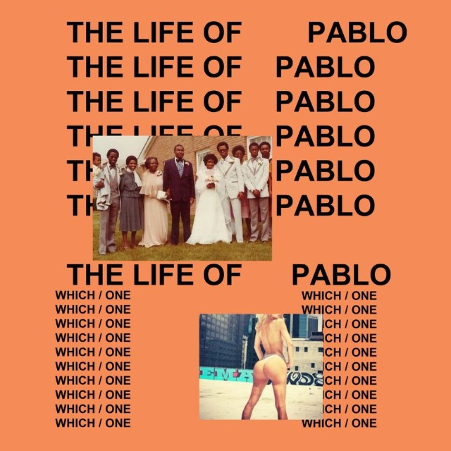 The Life of Pablo courtesy of