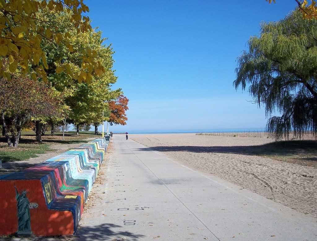 Loyola Beach Park, courtesy of Wikipedia