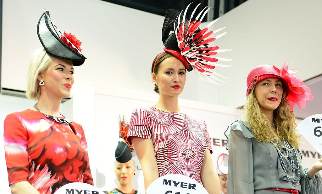 The Final Three – 2013 Myer Fashions on the Field (10705855674) | ©Chris Phutully/WikimediaCommoms
