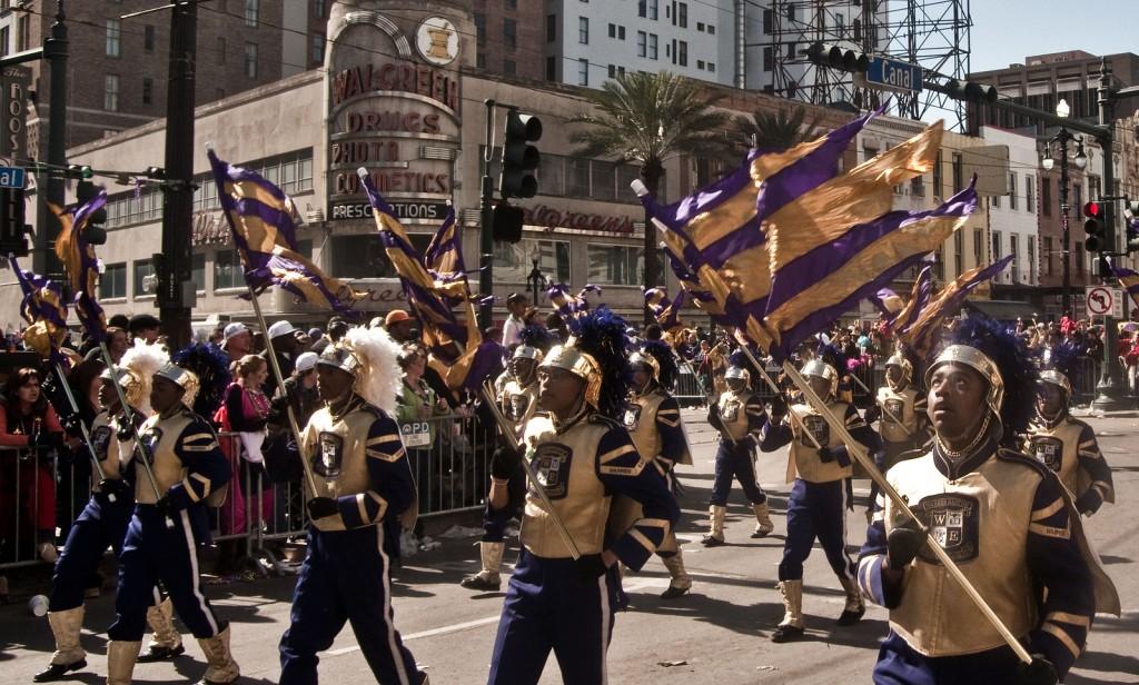 School Parade   © Andrea Ciambra/WikiCommons