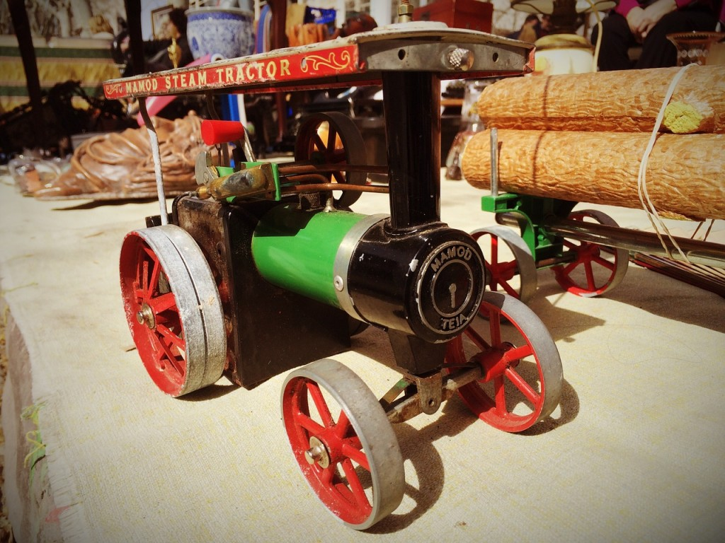 Vintage toy train │© juanjo6560