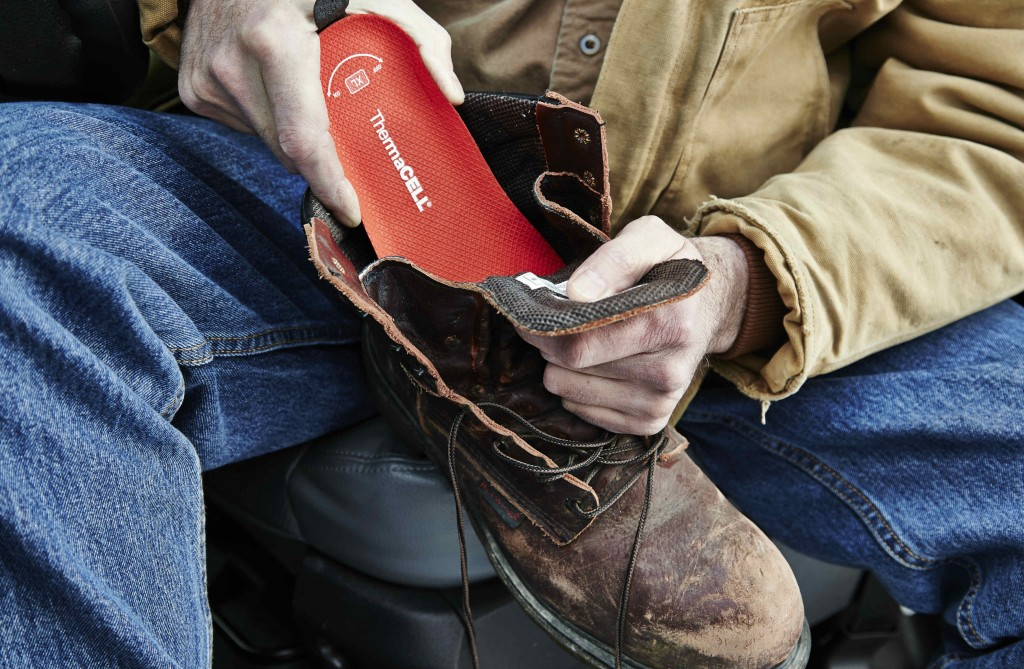 Thermacell Insole |© Thermacell