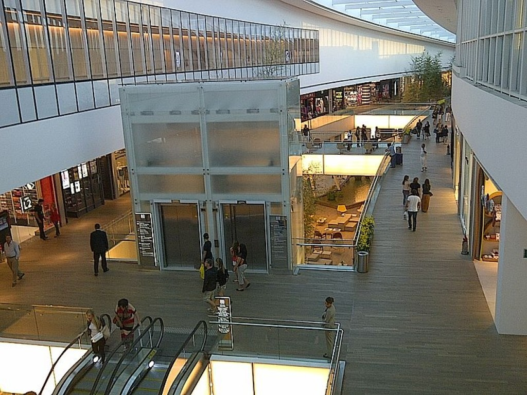 Village Mall |© soulflytribe/WikiCommons