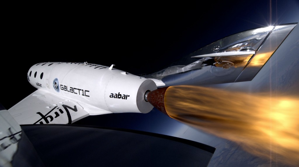SpaceShipTwo | Courtesy Virgin Galactic