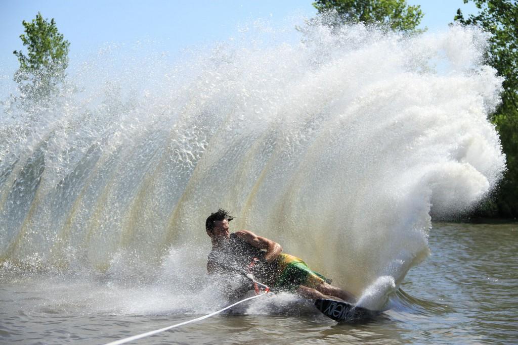 Slalom Water Skiing l © Wadewilliams/WikiCommons