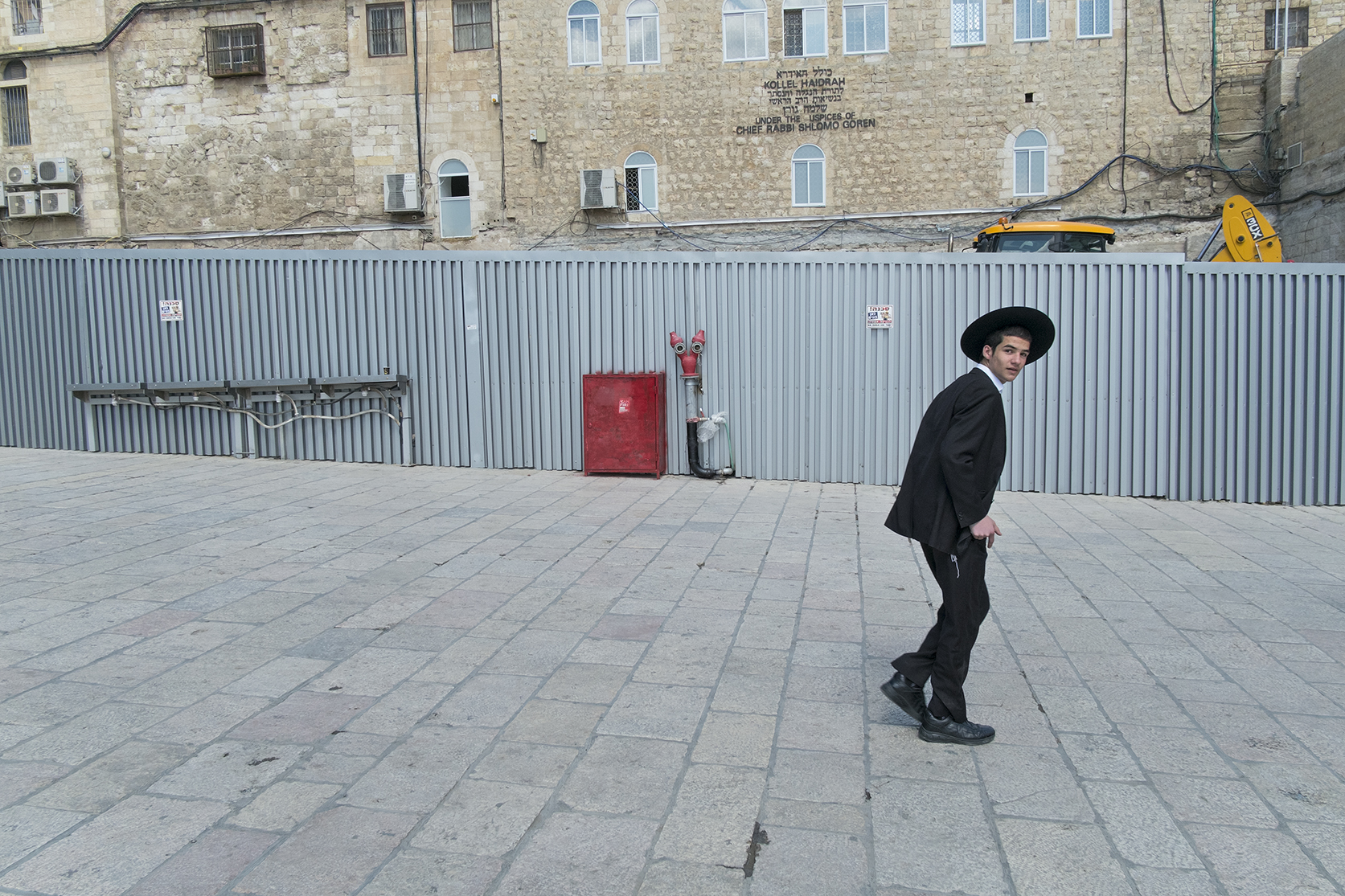The Wailing Wall|©Oliver Curtis/Chloe Nelkin Consulting
