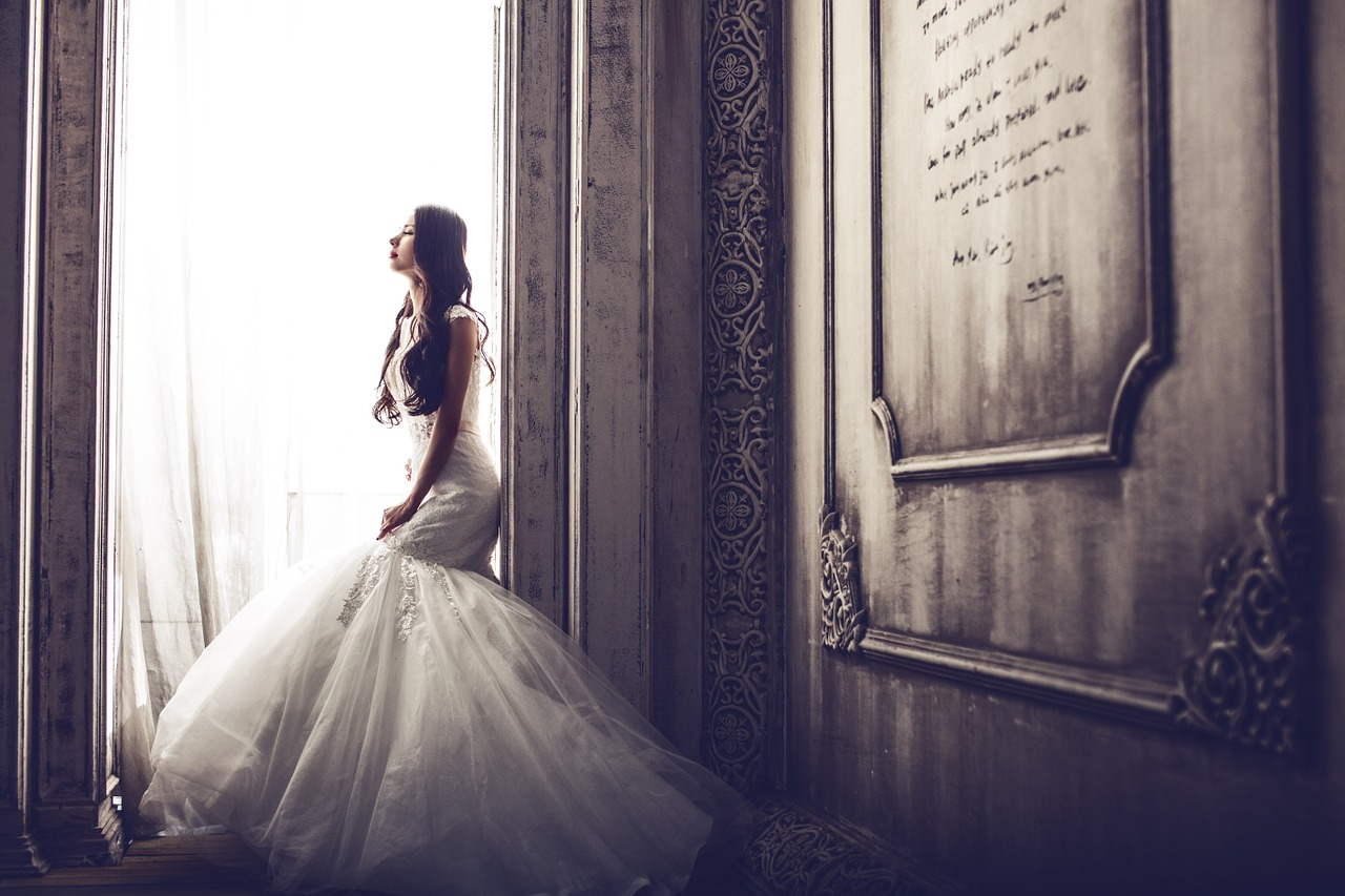 7 Unique Wedding Dress Stores in San Francisco
