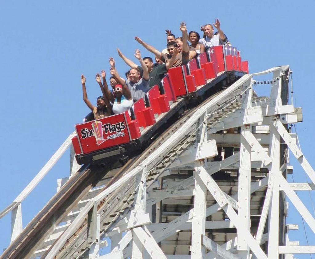 Wild_One_Six Flags America