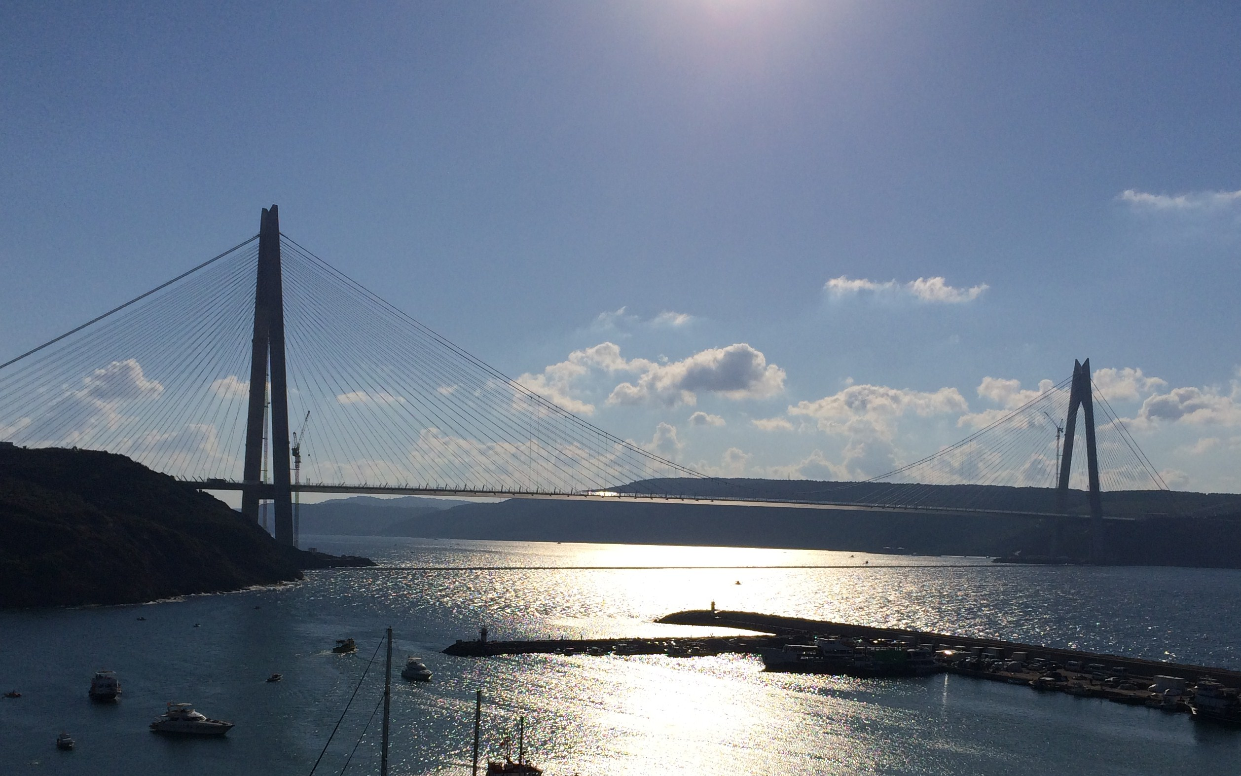 The Iconic Bridges Of Istanbul