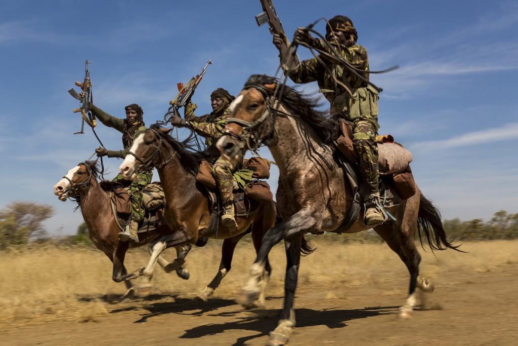 Ivory Wars. © Brent Stirton