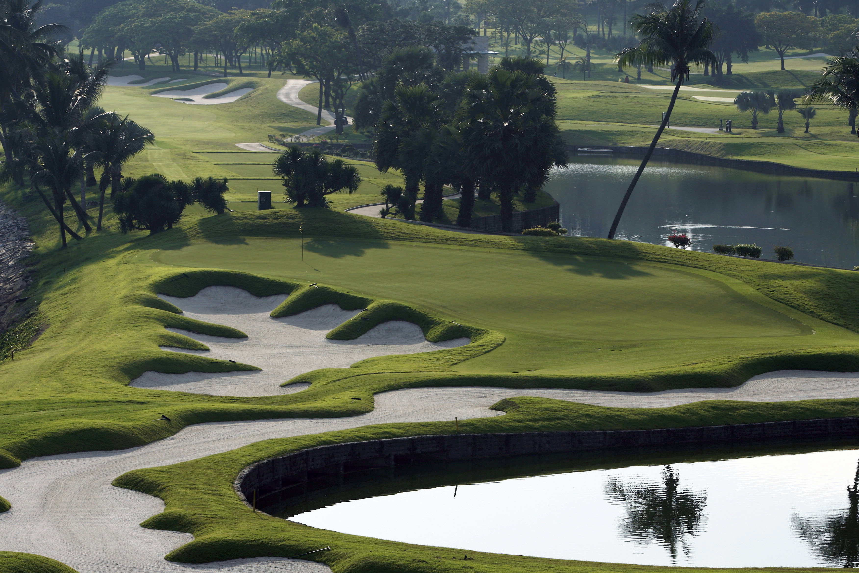 The Best Golf Courses In Singapore