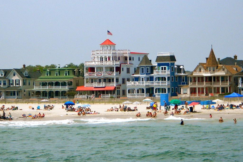 Cape May Beach | © Smallbones/WikiCommons