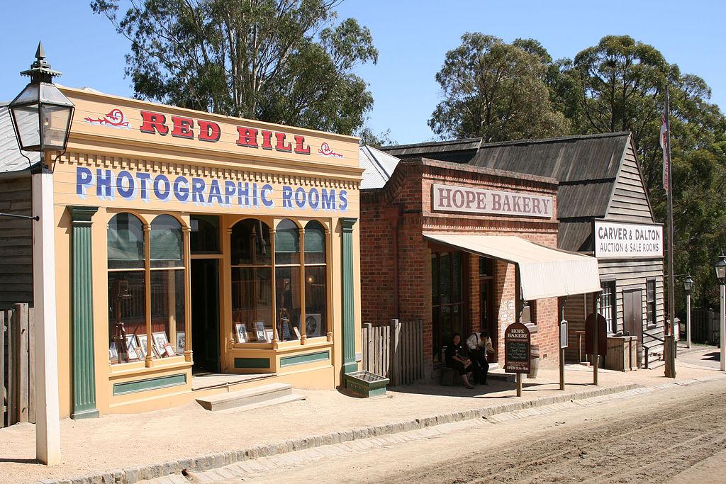 Sovereign Hill, Ballarat, Australia | © Mike Lehmann/WikiCommons