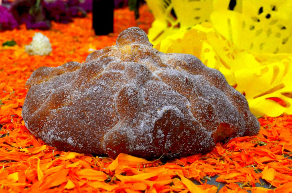 Pan de muerto | © Razi Machay/Flickr