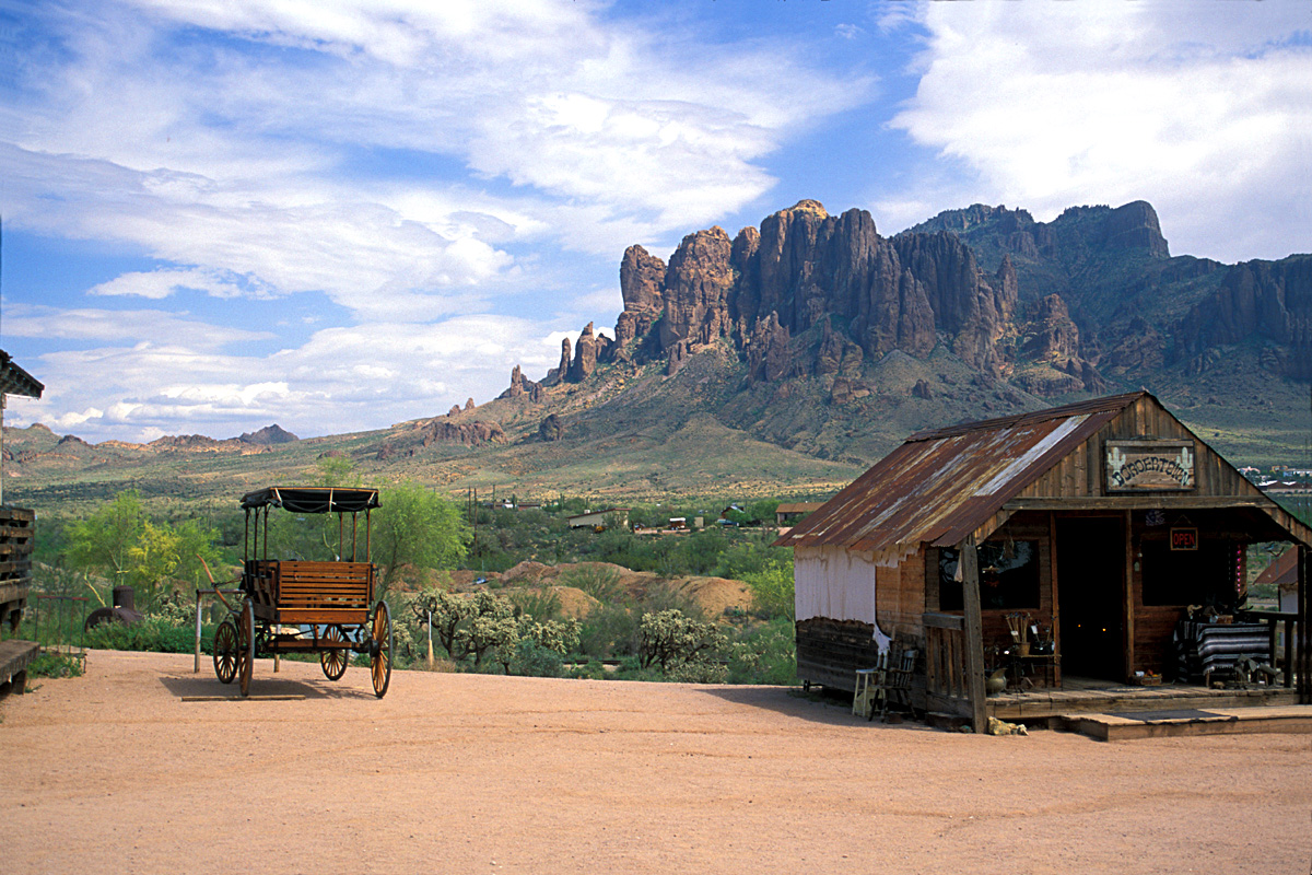 10 american ghost towns you can visit