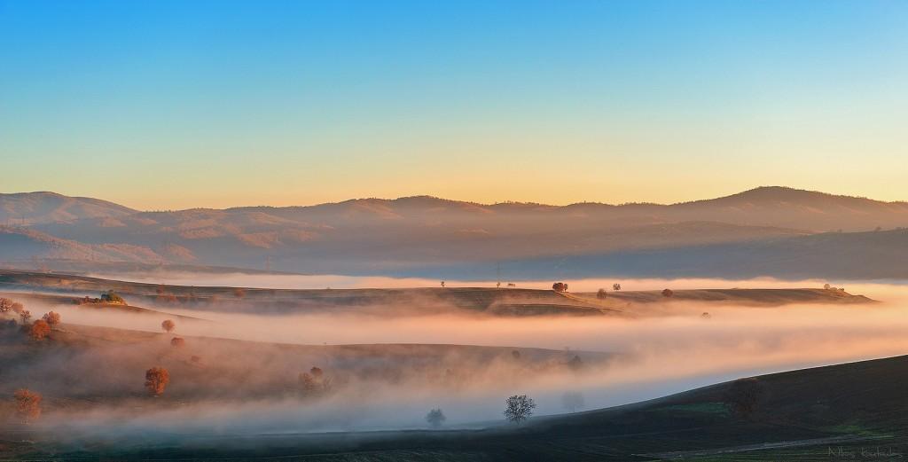 Road to Prosilio Village, Kozani in Greece's West Macedonia region | © Nikos Koutoulas/Flickr