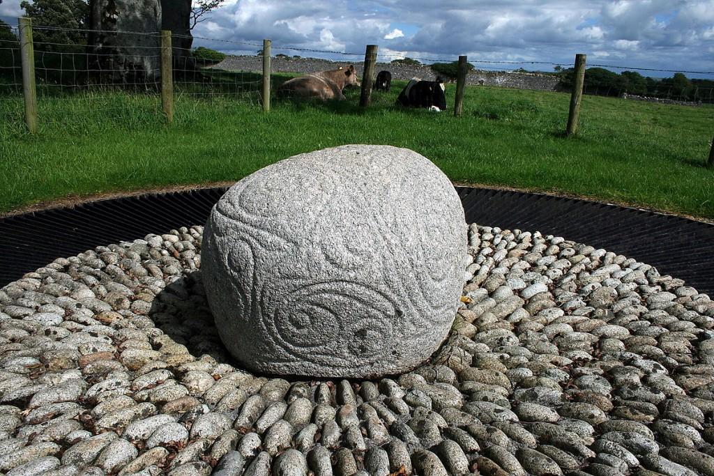 The Castlestrange Stone | © Sarah777/WikiCommons