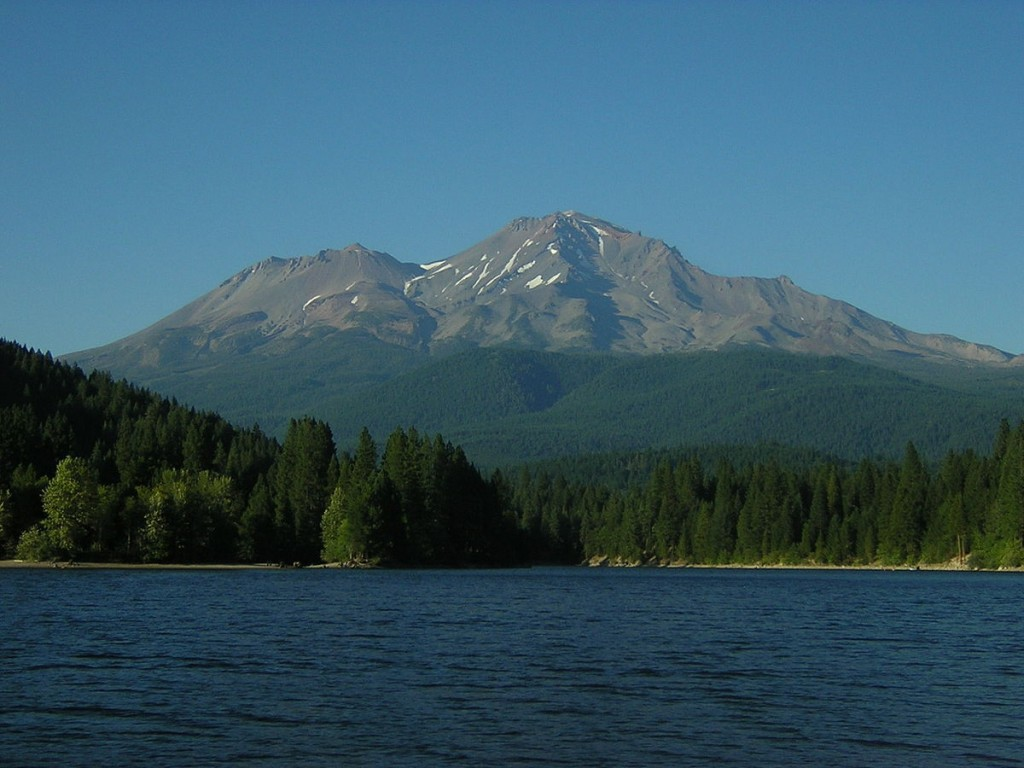 Mount Shasta Wilderness © KyleAndMelissa22/Wikipedia
