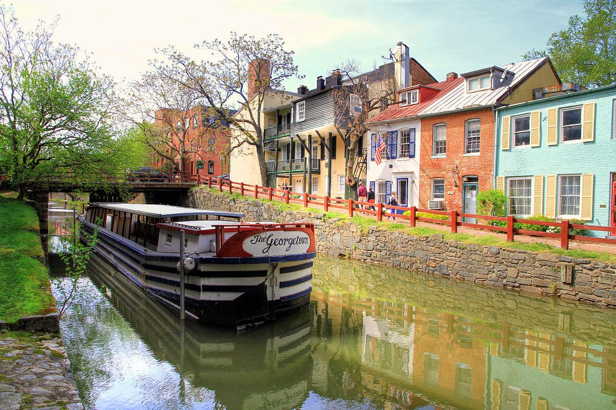 Chesapeake and Ohio Canal | © Ingfbruno/Wikicommons