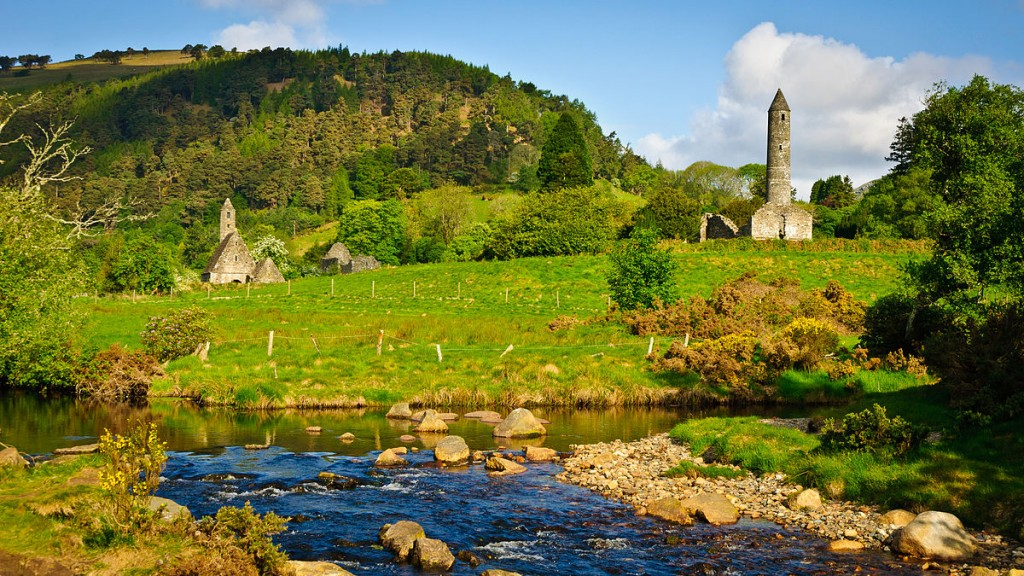Glendalough | © Joe King/WikiCommons