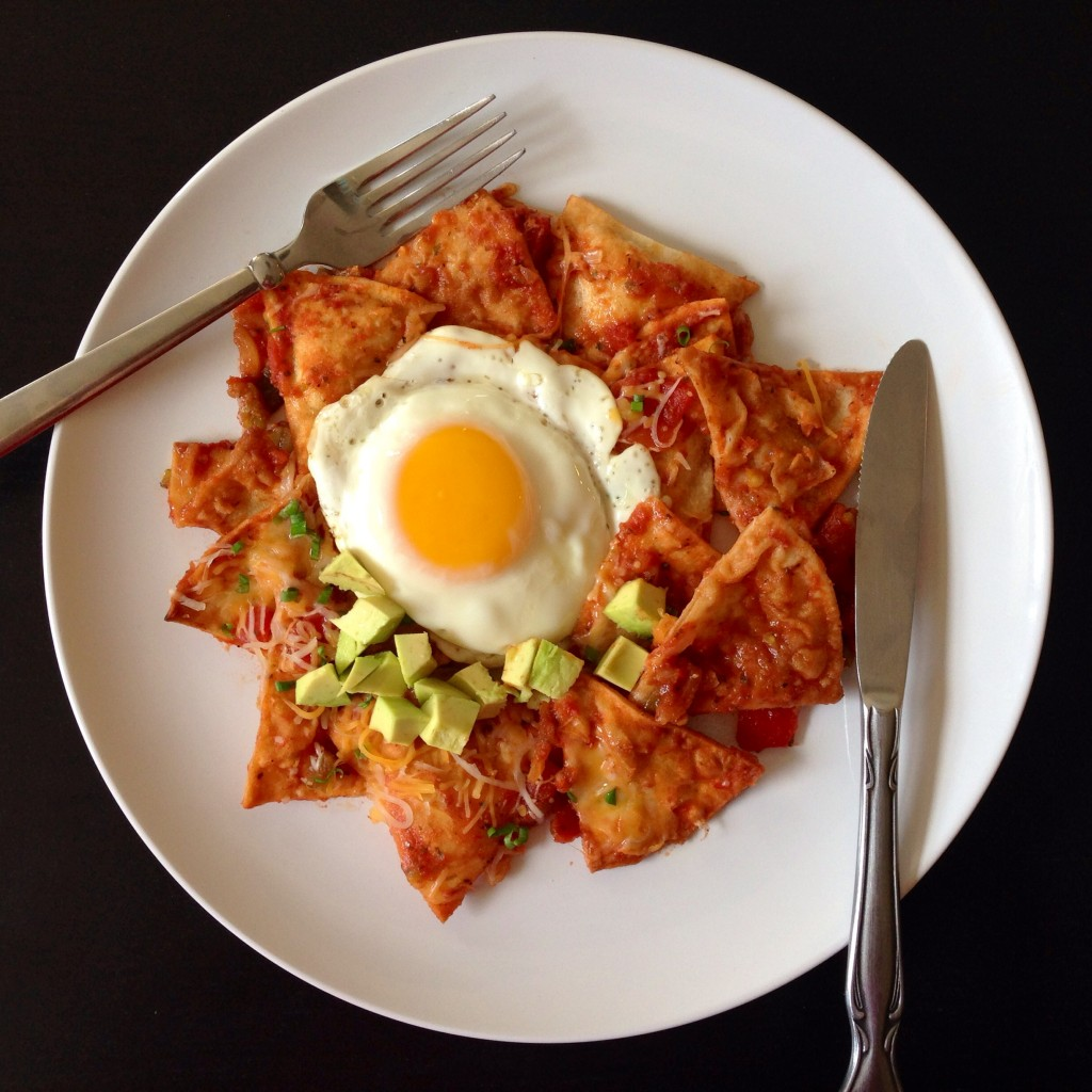 Easy chilaquiles | © Joy/Flickr