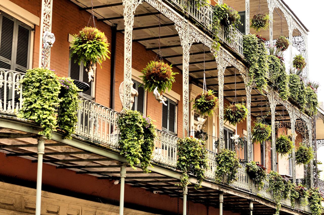 Balconies | © Phil Roeder/Flickr