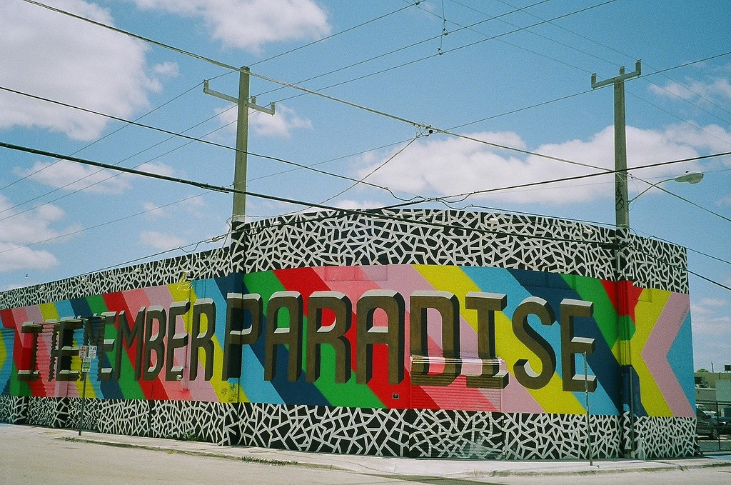 Wynwood Miami is highly recommened as a place to visit. Just be weary of the neighboring Overtown, which is not as nice | Courtesy of Phillip Pessar/Flickr