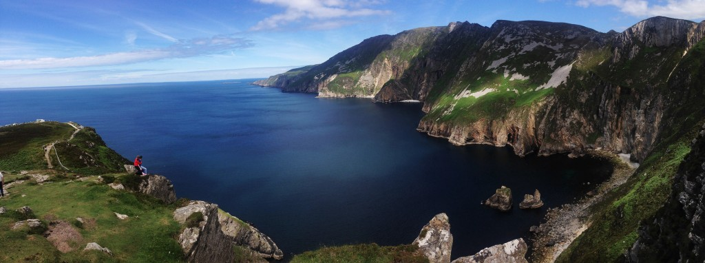 Slieve League | © Greg Clarke/Flickr