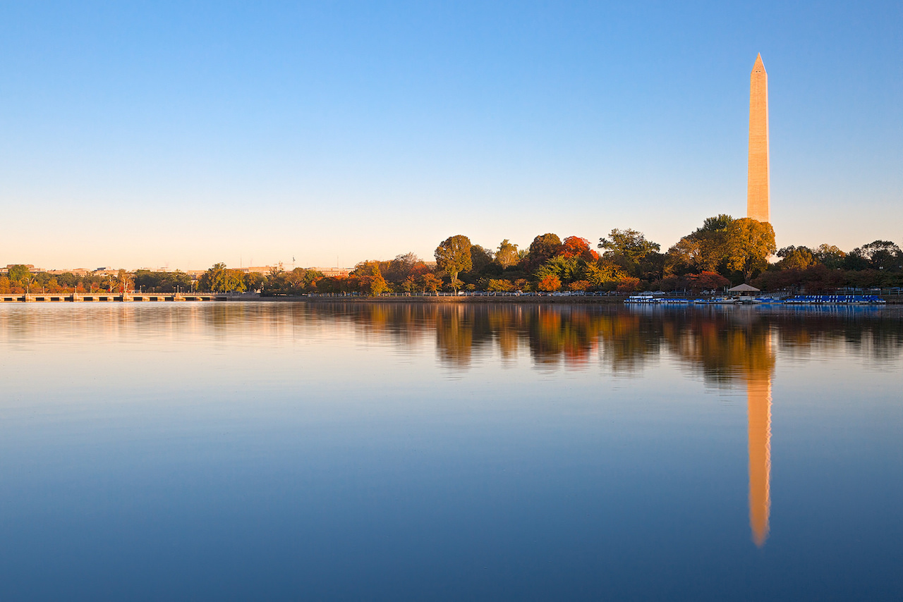Autumn DC Sunrise | © Nicolas Raymond/Flickr