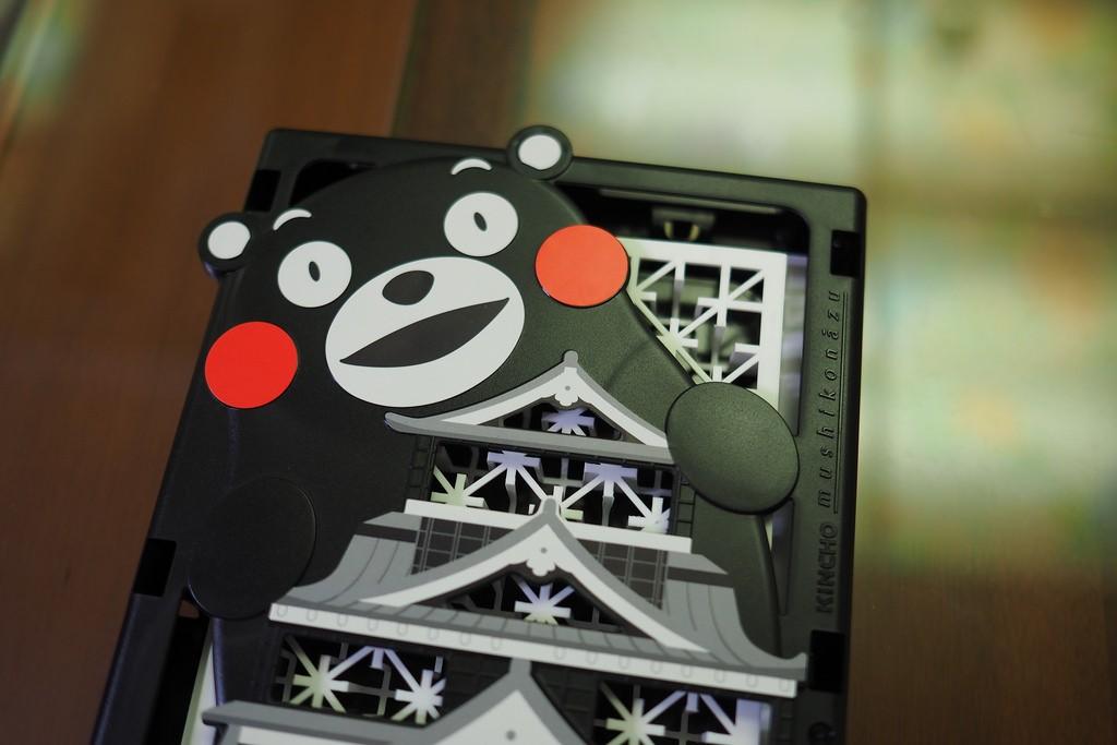 Kumamon products © othree/Flickr