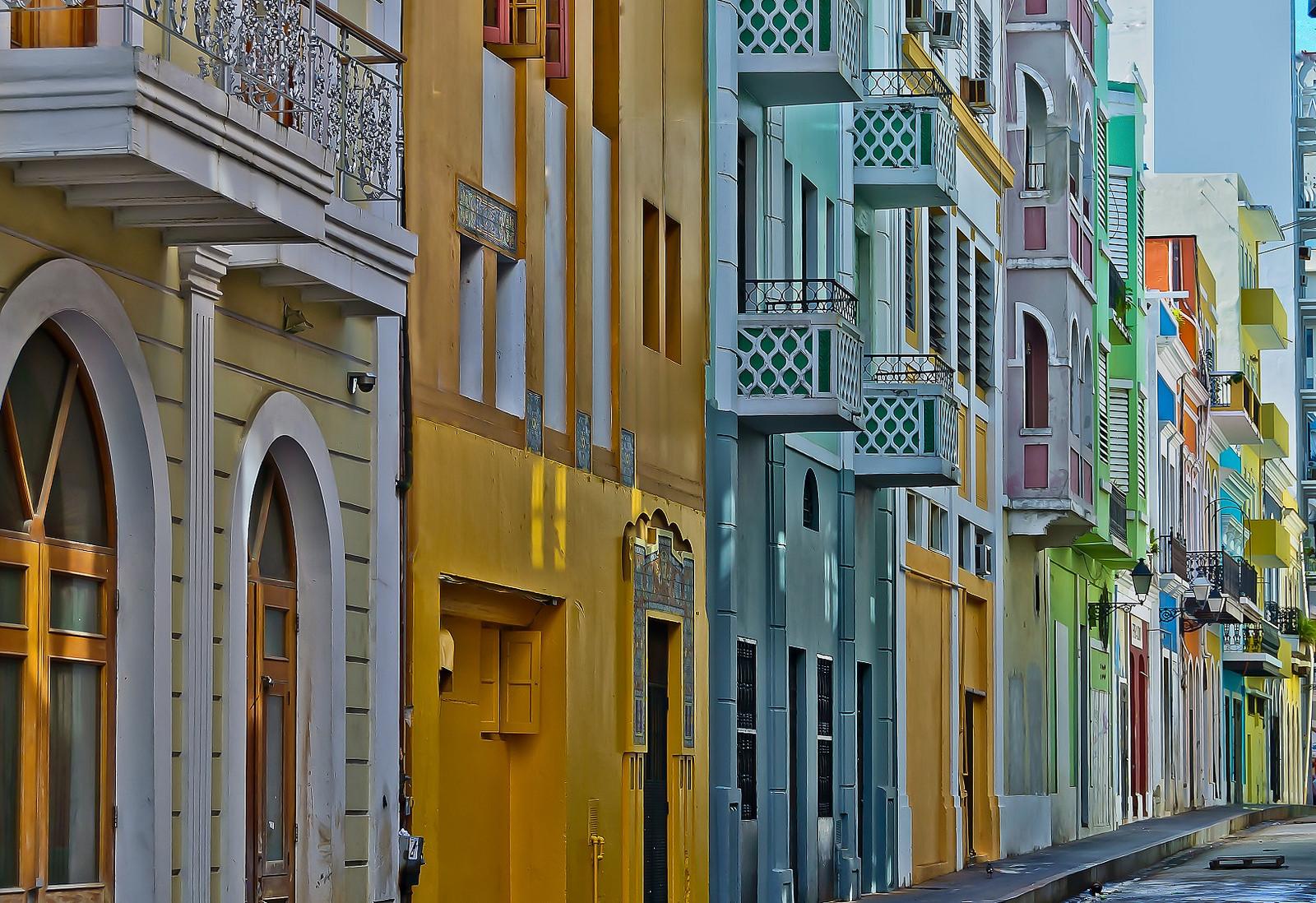Old San Juan, Puerto Rico | © Sam valadi/Flickr