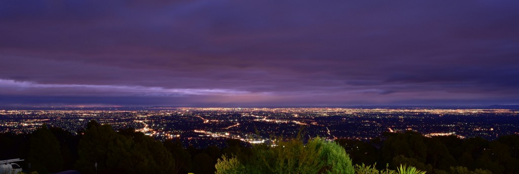 Mount Dandenong at Sunset © Dara Meybodi / Flickr