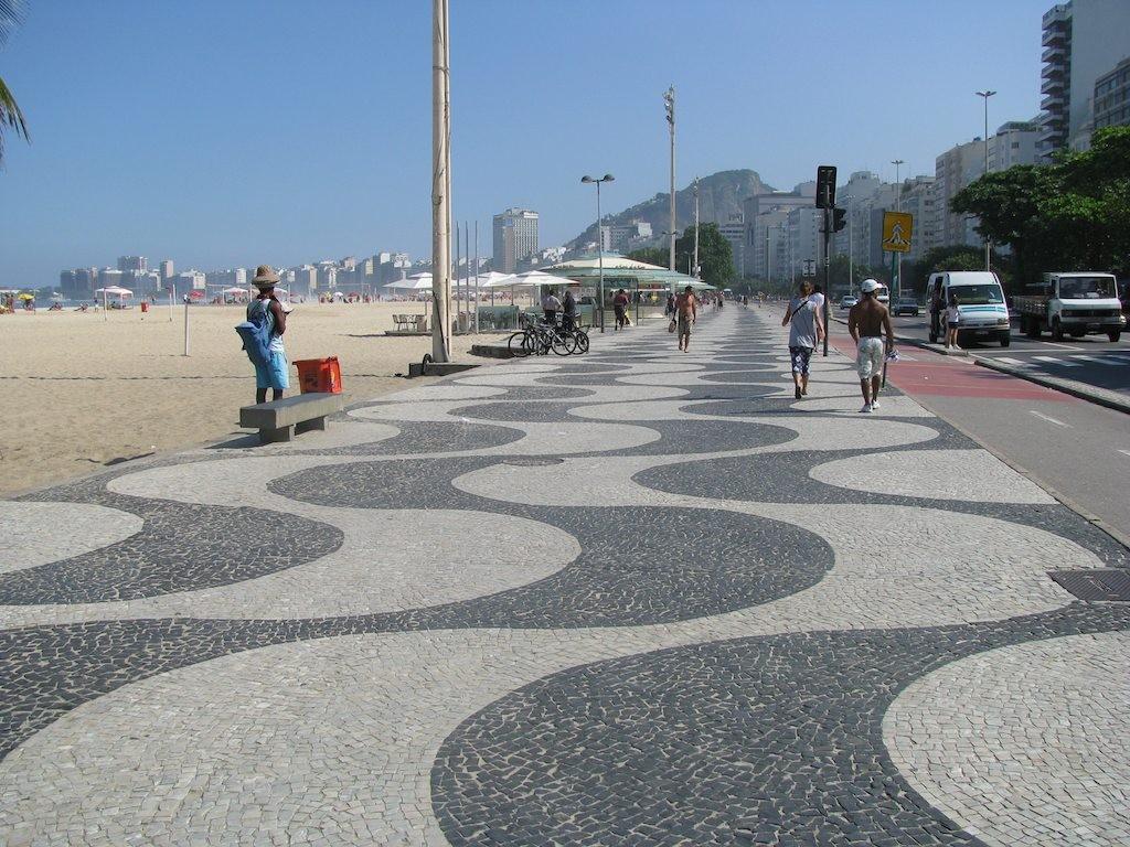 Copacabana |© Randal Schwartz/Flickr