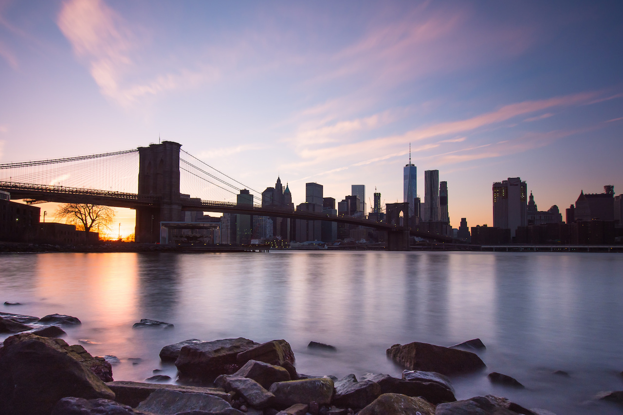 Brooklyn Bridge Pebble Beach | © Joe Campolo/Flickr