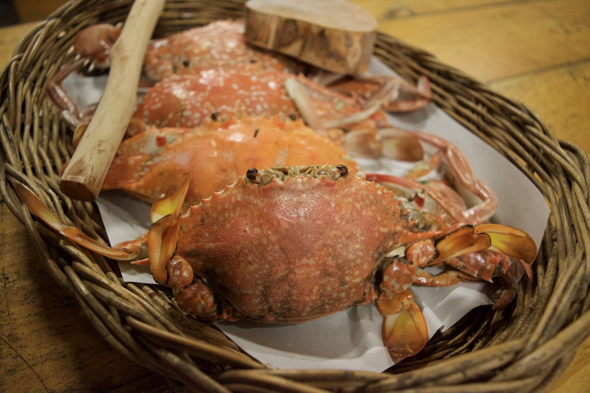 The best places for seafood in bangkok for P kitchen bangkok menu