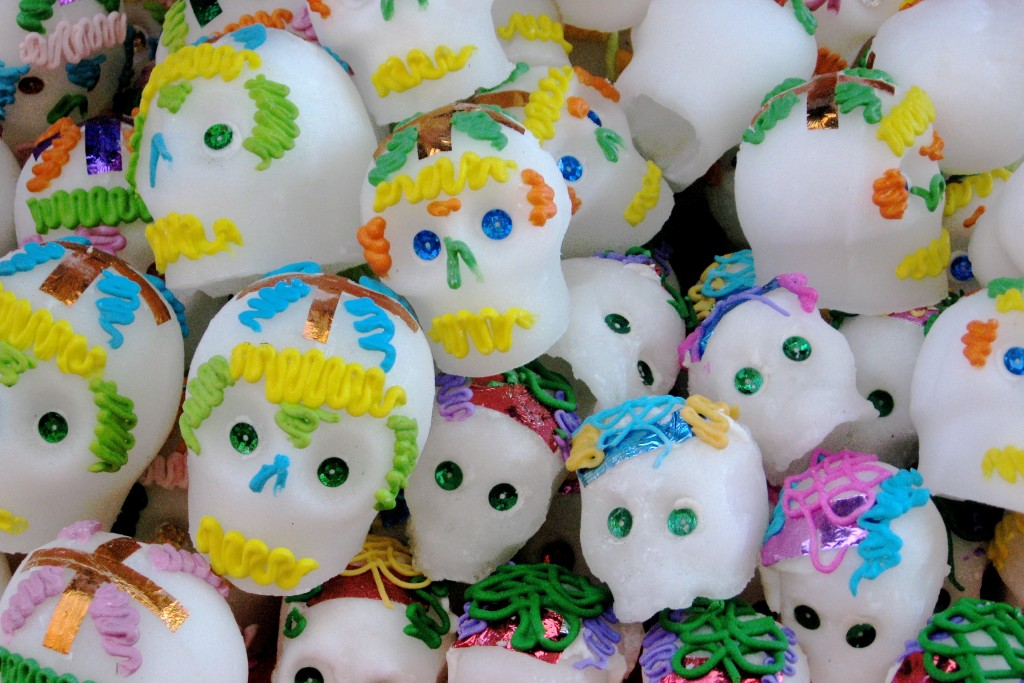 Sugar skulls | © katiebordner/Flickr