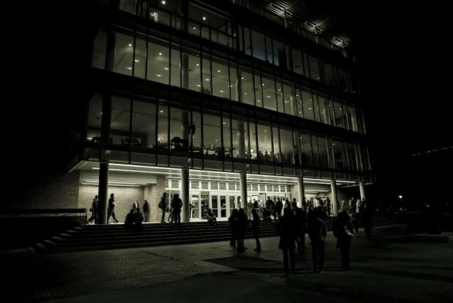 Bass Concert Hall © Gideon Tsang/Flickr