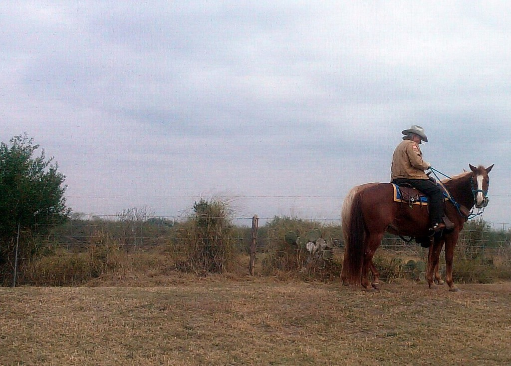 Cowboy at King Ranch © Ty/Flickr