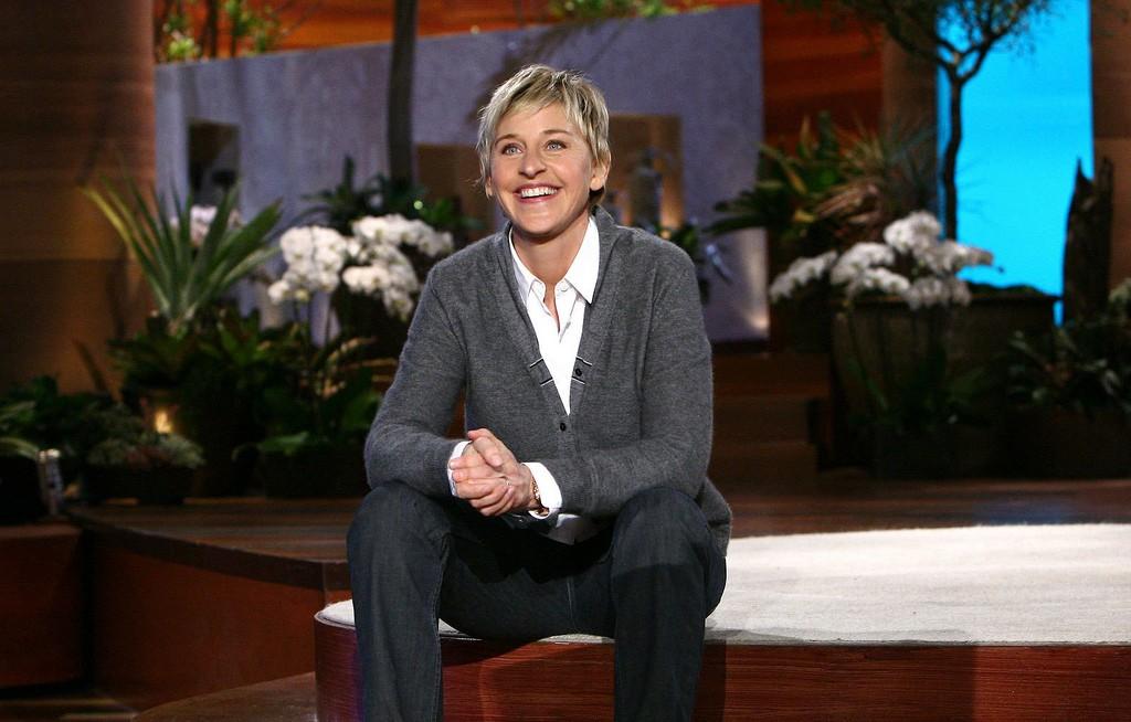 Ellen DeGeneres | ronpaulrevolt2008/Flickr