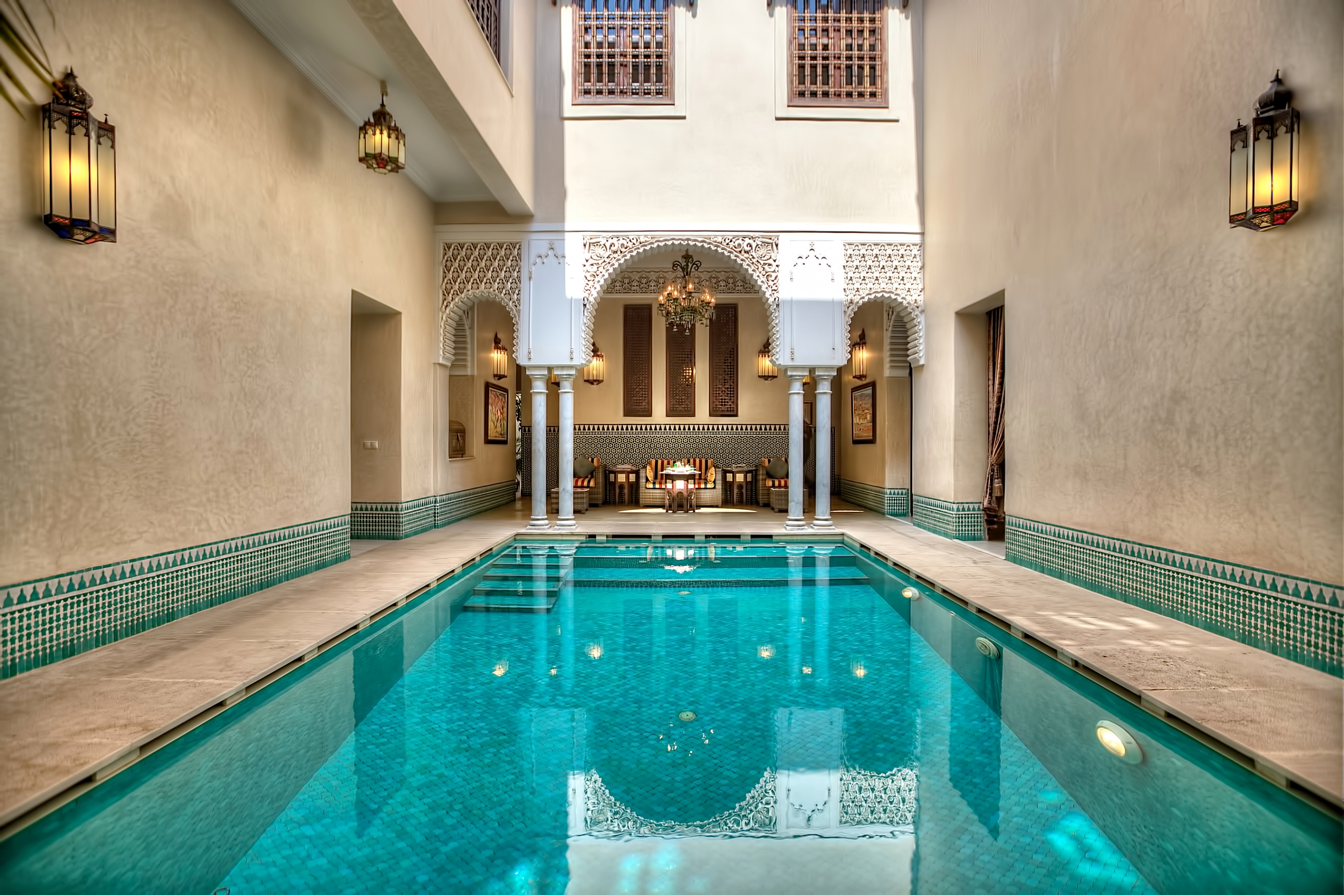 The best locally owned riads in morocco in pictures for Best riads in marrakesh