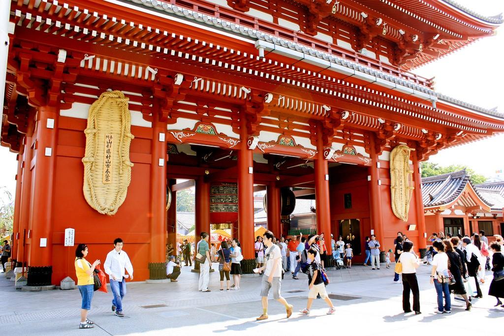 Top Pokémon GO Tourist Destinations In Tokyo