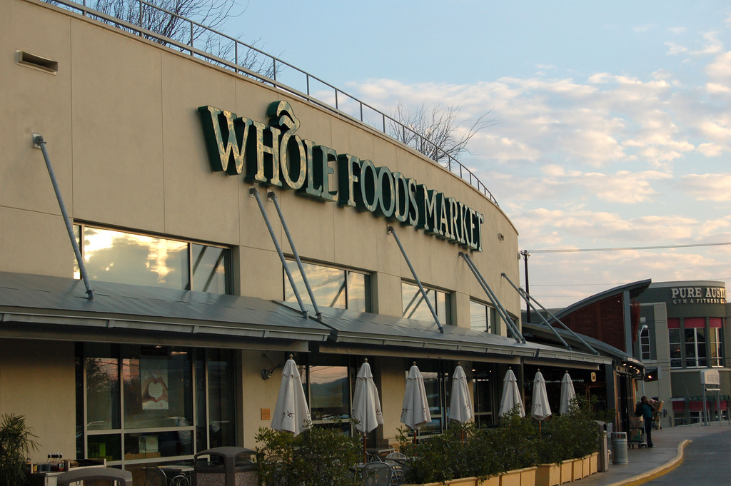 Whole Foods Austin © That Other Paper/Flickr